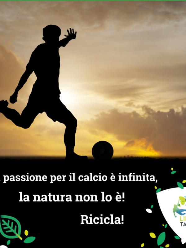 nazionale di calcio e sostenibilità