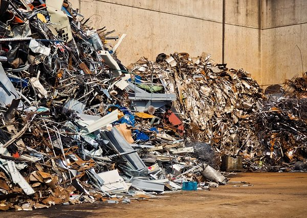 registro raccolta rifiuti metallici